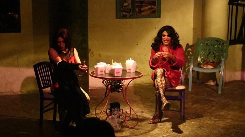 Bajo la dirección de Rubén Valencia, esta obra teatral presenta la historia de Sara, un personaje inconfundible.(Cortesía)