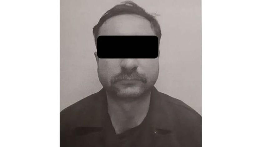"""José Luis """"N"""" fue remitido a la penitenciaría por sus delitos.(Cortesía)"""