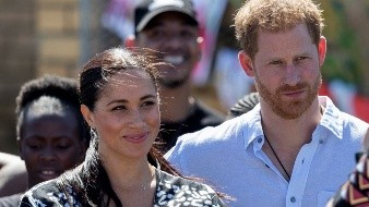 Duke and Duchess of Sussex on royal tour of South Africa