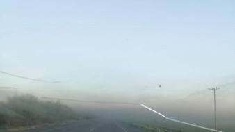 Multarán a quienes quemaron llantas en el Valle del Yaqui