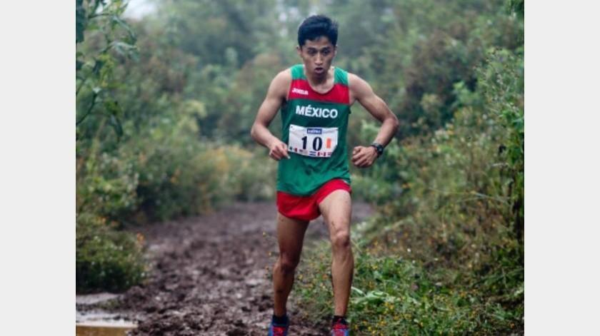 Después de quedar a un paso del podio en el Mundial de Carreras de Montaña, Alexis García buscará la revancha de este año.