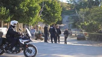Balean y muere agente de la Policía Municipal en la colonia San Luis