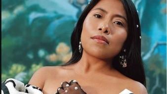 Yalitza Aparicio tiene 26 años.