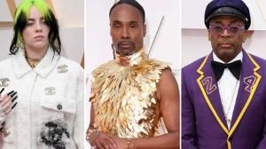 Galería de la alfombra roja Oscar 2020