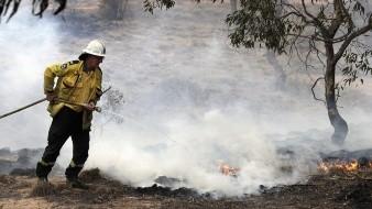 Lluvia extingue incendios forestales y provoca inundaciones en Australia