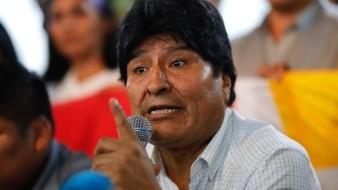 Evo Morales deja Buenos Aires para viajar a Cuba