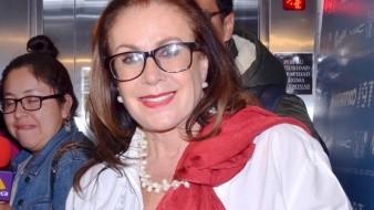 Laura Zapata despotricó en contra de Niurka Marcos y Yolanda Andrade durante la conferencia de prensa que brindó en Monterrey, asegurando que sus colegas solo hablan de ella para obtener fama.