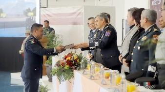 Realiza Fuerza Aérea ceremonia por aniversario 105