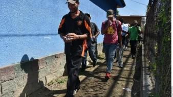 GN detiene a 31 migrantes centroamericanos en Yucatán