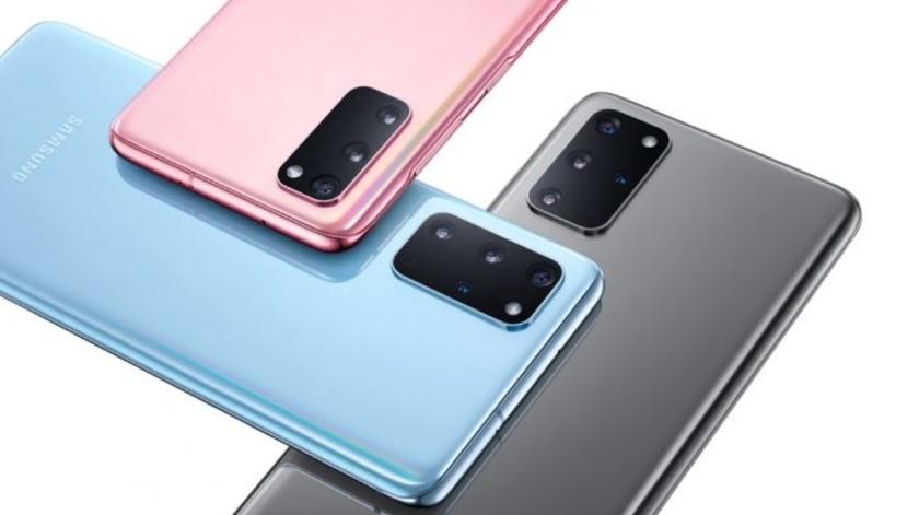 Presentan Samsung Galaxy S20 Y S20+ con cámara cuádruple y pantalla amoled(Tomada de la Red)