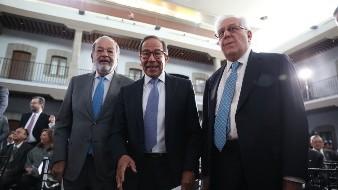 Carlos Slim destaca mejora del poder adquisitivo e inflación moderada en el País