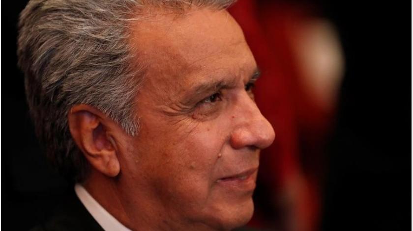 La fuente se pronunció así unas horas después de que Moreno asegurara que tenía previsto plantear a Trump un acuerdo comercial similar al que mantiene la nación andina con la Unión Europea (UE).(EFE)