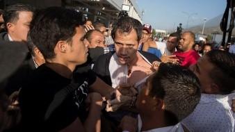 Denuncian la desaparición del tío de Juan Guaidó tras aterrizaje en Caracas