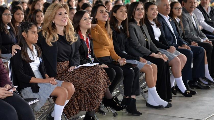 La gobernadora Claudia Pavlovich Arellano lanzó la convocatoria del Premio Talentos Femeniles en Ciencia, Tecnología, Ingeniería y Matemáticas 2020.(REDACCIÓN GH)