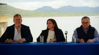 Habrá agua suficiente y de calidad para Hermosillo en 2020: Célida López