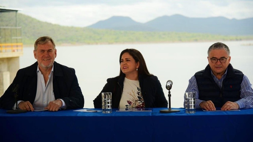 Habrá agua suficiente y de calidad para Hermosillo en 2020: Célida López(Redacción GH)