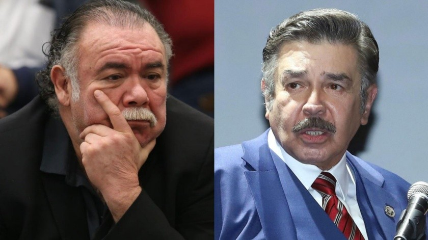 Ochoa es secretario de la Asociación Nacional de Actores (ANDA) y Pinedo encabeza La Casa del Actor.