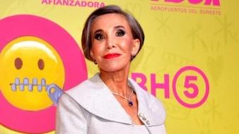 """La viuda de Roberto Gómez Bolaños aseguró que más allá de las propuestas que un hombre pueda hacerle a una mujer, ella tiene el poder de rechazar cualquier insinuación con la palabra """"No""""."""