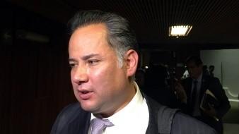 Lozoya tiene acusación pendiente por pérdidas al erario de 50 mdp: Santiago Nieto