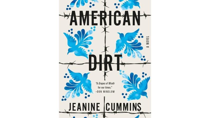"""La portada de la novela """"American Dirt"""" de Jeanine Cummins(AP)"""