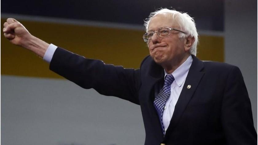 New Hampshire perfila a Bernie Sanders como rival de Trump(AP)
