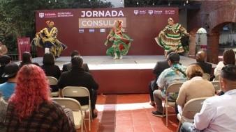 La jornada, realizada en colaboración con el IMAC, tuvo lugar en el Antiguo Palacio Municipal .