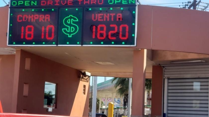 Dólar a la baja es atípico: Economista(Cortesía)