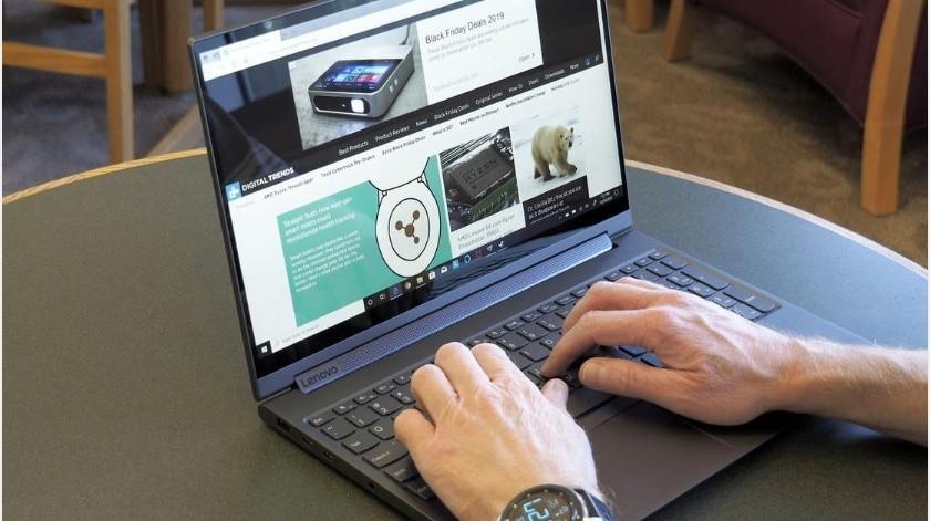 Lenovo lanza su nueva línea Premium de portátiles