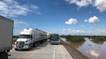Carretera CO-Guaymas lleva un 95% de avance