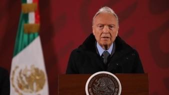 Alejandro Gertz Manero advierte que van por cómplices de Emilio Lozoya Austin