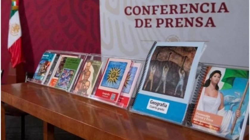 Presentan nueva generación de libros de texto gratuitos(GH)