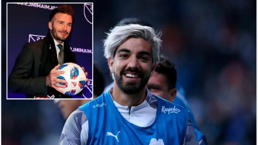 Cuenta conmigo: Pizarro revela lo que Beckham le dijo para ir al Inter Miami(GH)