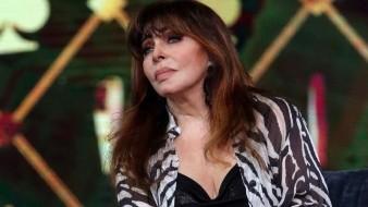 Verónica Castro recientemente estuvo envuelta en dimes y diretes con Yolanda Andrade.