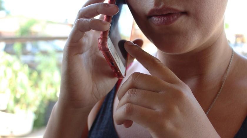Cómo evitar nueva modalidad de extorsión telefónica(Cortesía)
