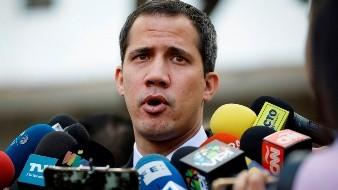 Juan Guaid� convoca a Asamblea Nacional
