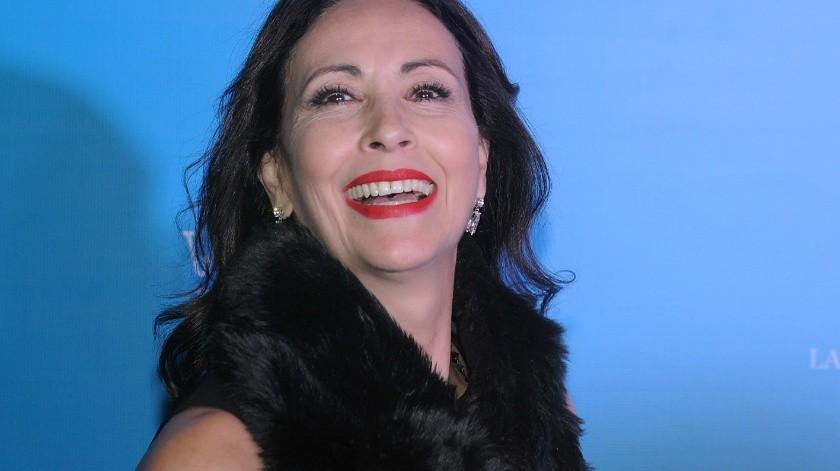 Blanca Guerra.(Tomada de la red)