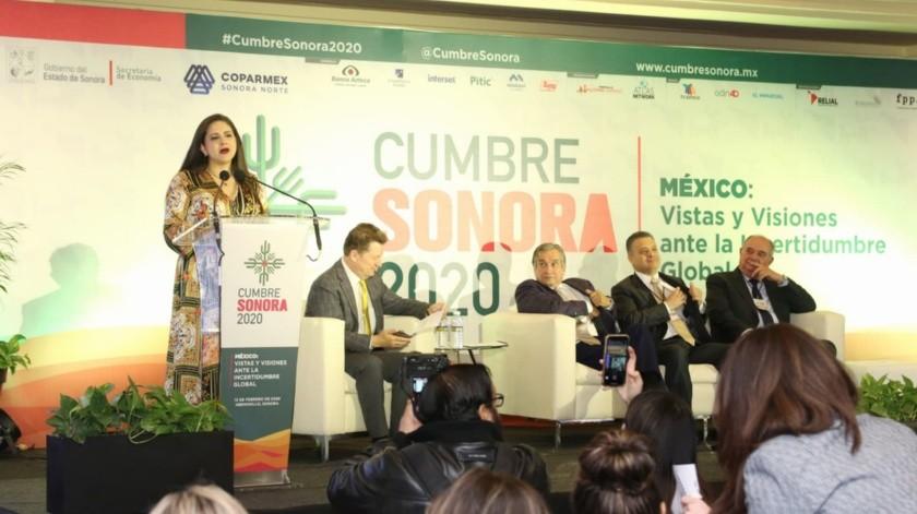 Arranca la octava edición de Cumbre Sonora 2020