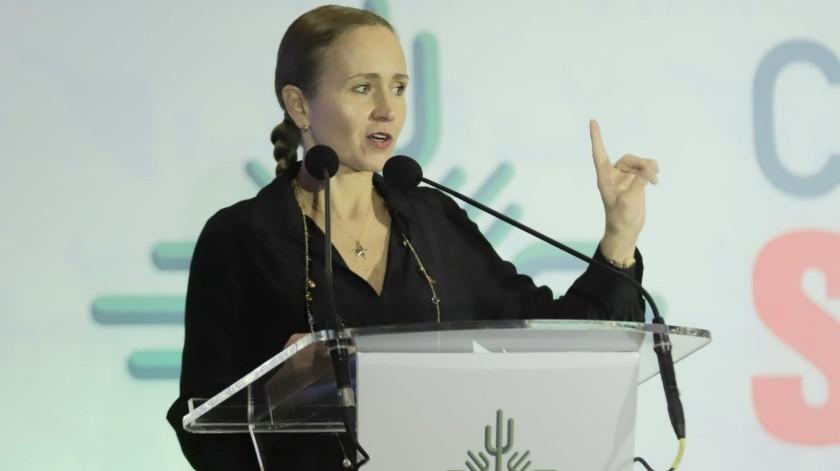 Valeria Moy, directora general de la organización México ¿Cómo Vamos?