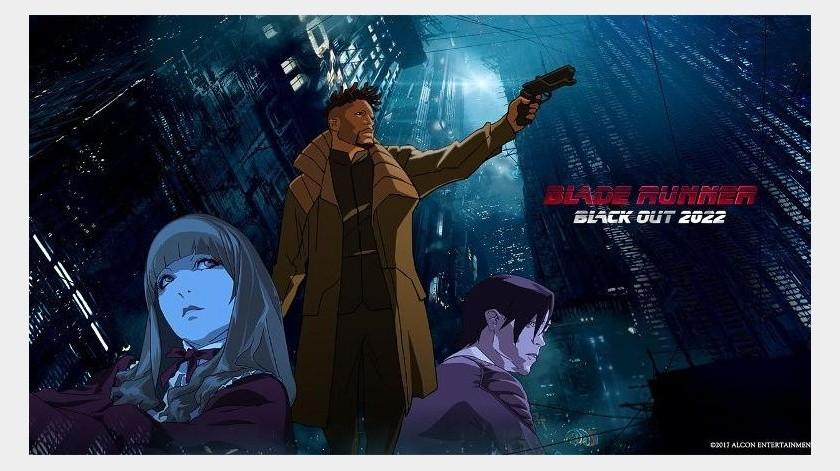 Blade Runner tendrá su anime en Adult Swim