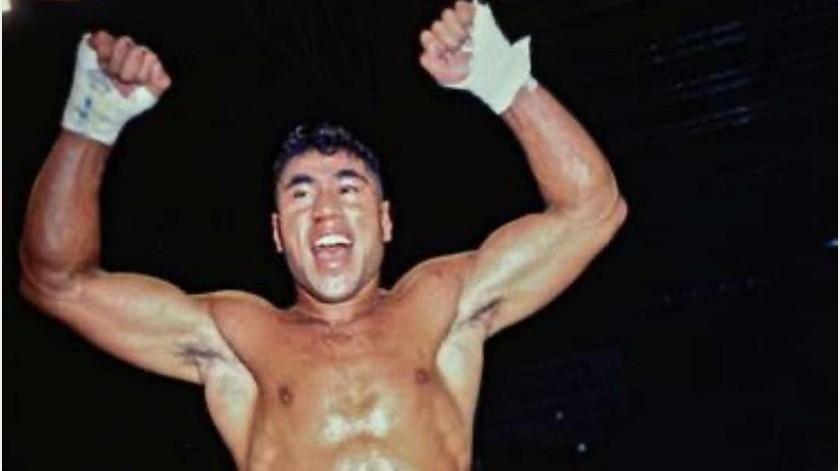 Muere peleador que impuso nocaut más rápido de la historia del boxeo(Instagram @joeboxerparker)