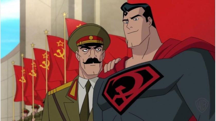 Superman: Red Son la nueva película animada de DC Comics