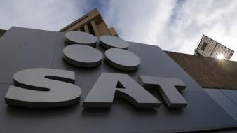 SAT congela cuentas bancarias a factureros