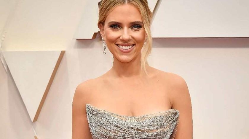 La actriz estaría vacacionando en playas de Sonora.