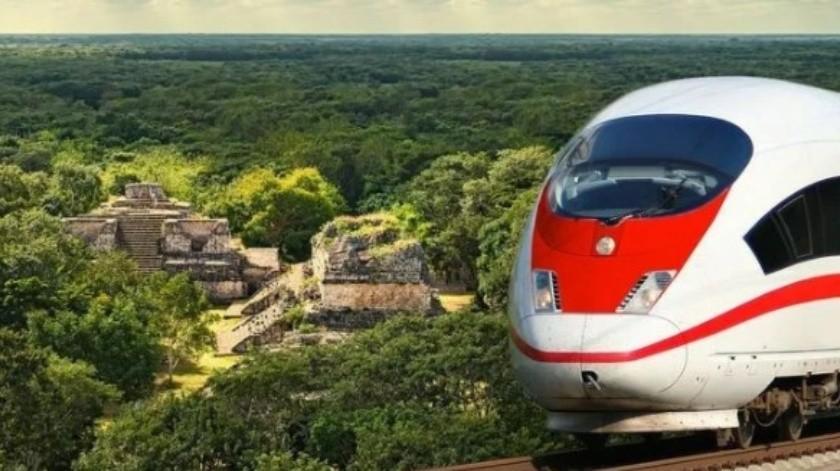 La construcción del Tren Maya ha sido una de las promesas del Gobierno de López Obrador.