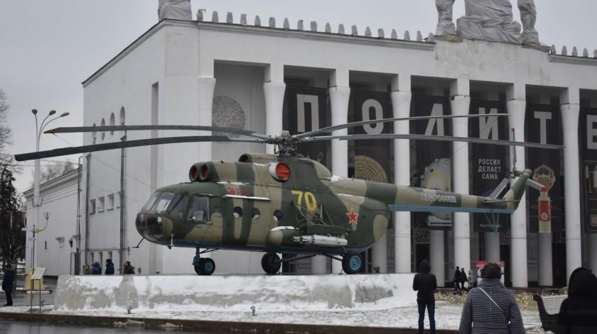 México tiene vínculos militares de larga data con Rusia y las fuerzas armadas mexicanas utilizan una extensa flota de helicópteros fabricados en este país.(Pixabay)