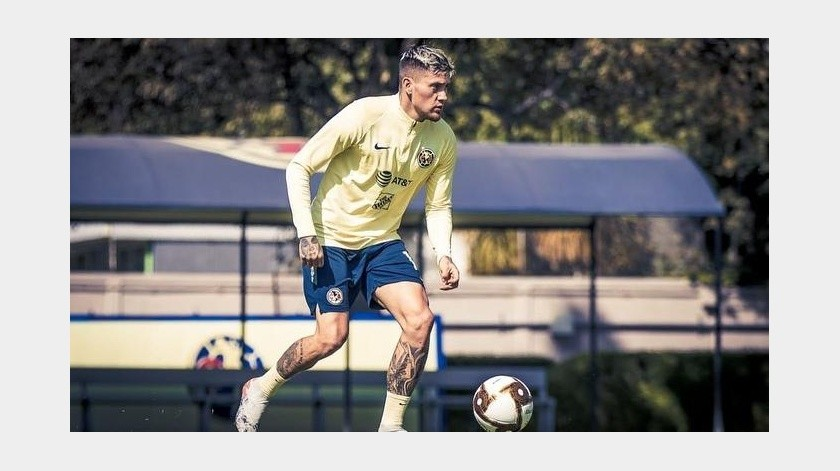 Nicolas Castillo es operado de nuevo tras trombosis(Instagram @castillo30__)