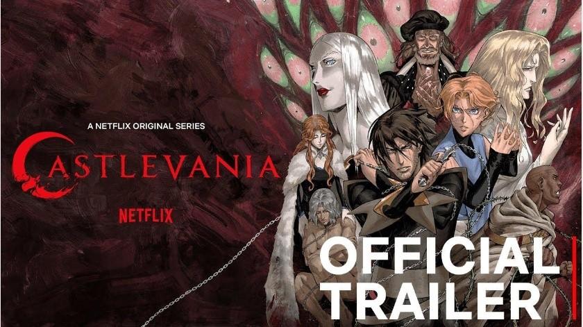 Netflix revela tráiler de la tercer temporada de Castlevania