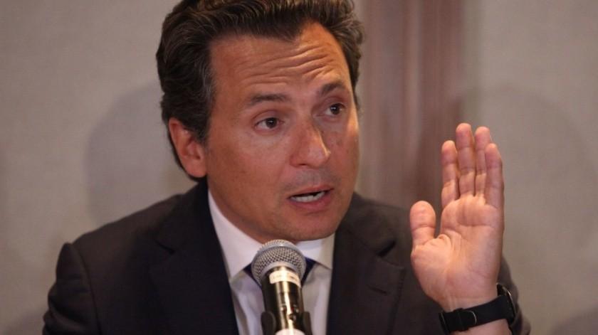 Emilio Lozoya, ex director de Pemex, fue detenido en Málaga.(Agencia Reforma.)