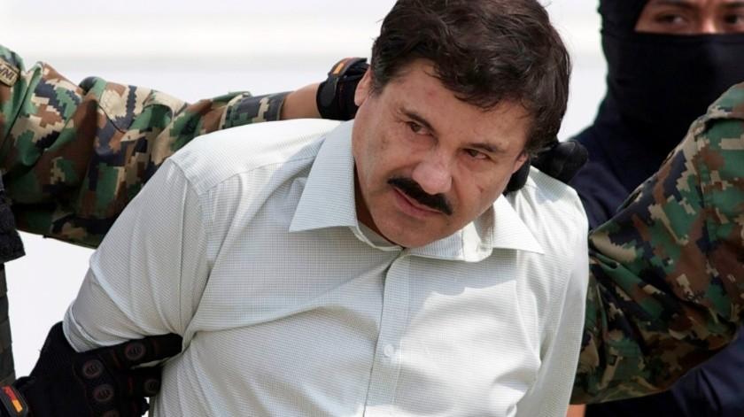 Marco Antonio Paredes Machado operó para el líder del Cártel de Sinaloa.(Archivo)