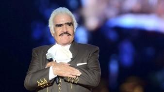 Vicente Fernández comienza a festejar sus 80 años